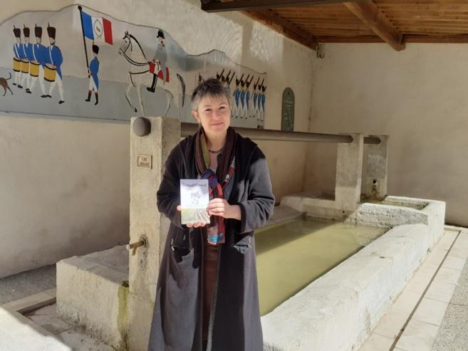Volonne : Sandrine Cosserat publie un livre… pour avancer