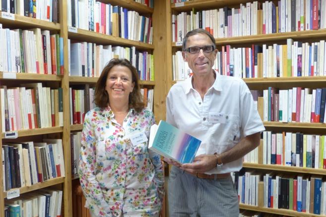"""A Banon, la librairie """"Le Bleuet"""" est ouverte"""