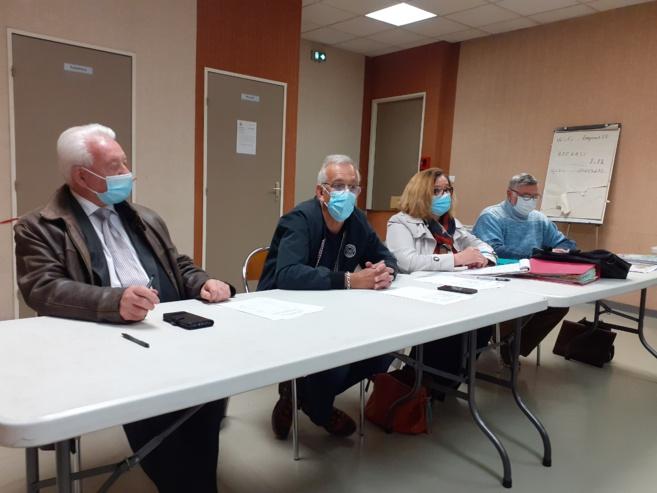La  Foire Exposition 2021 en préparation à Sisteron
