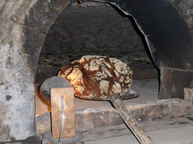 Depuis le 15ème siècle, la tradition de la Fête du pain perdure au Chazelet