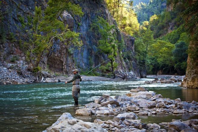 La Société de pêche à la truite du Haut-Verdon protège les cours d'eau