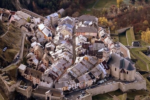 Cité Vauban d'en haut - Crédit Zoom