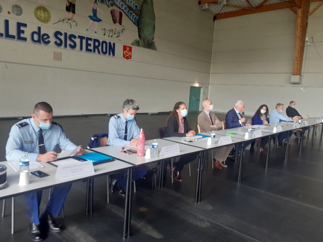 Sécurité et délinquance : Sisteron signe un protocole