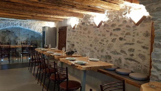 Un restaurant ouvert récemment à villard saint pancrace