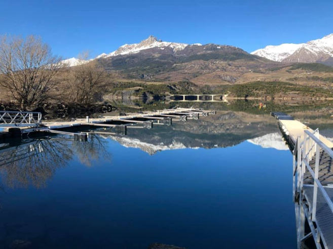 Le Club Nautique Alpin de Serre-Ponçon, se prépare pour l'été !