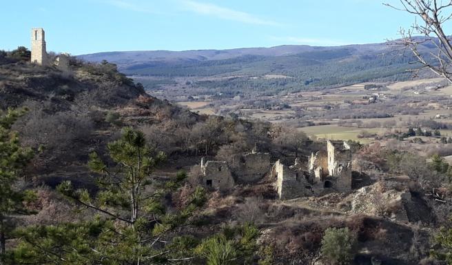 La commune de Montlaux sauvegarde son patrimoine