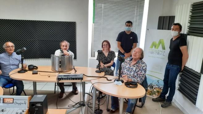 Fréquence Mistral fête la radio