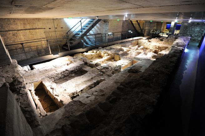 Réouverture de la Crypte de Notre Dame du Bourg