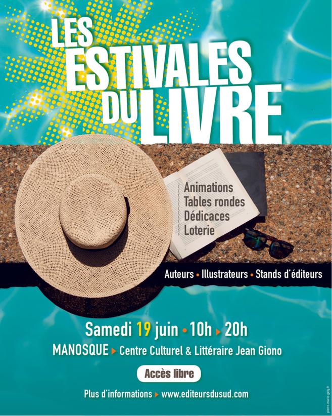 """""""Les Estivales du livre"""" à Manosque, le 19 juin"""