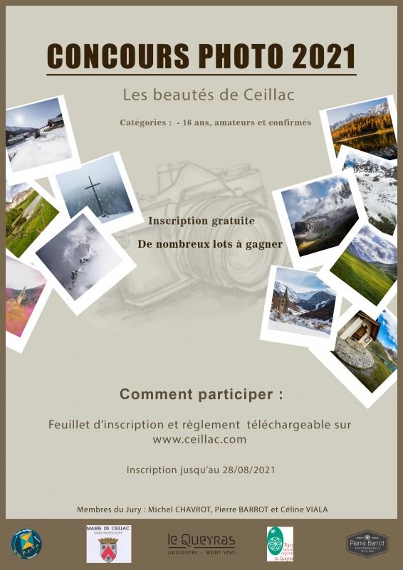 """A vos appareil photos pour """"les beautés de Ceillac"""""""