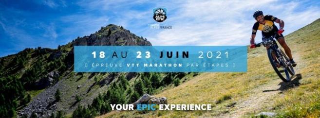 Amateurs de vélo en montagne, l'Alps Epic est fait pour vous !