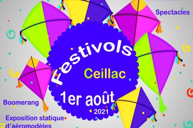"""13ieme édition pour le Festival dédié à tout ce qui vole """" au gré de l'air et du vent"""""""