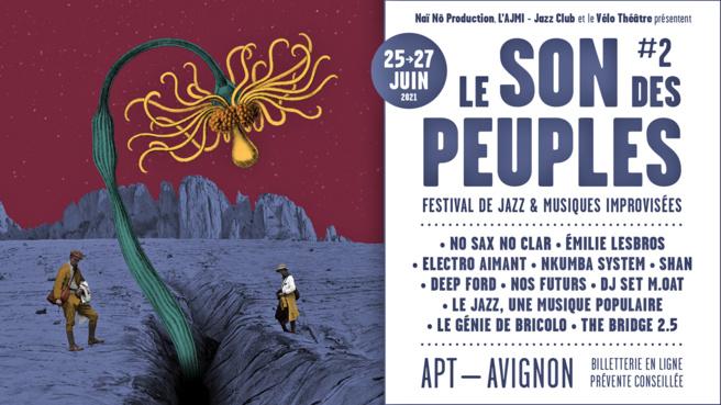 """""""Son des peuples"""", un festival de jazz et de musiques improvisées"""