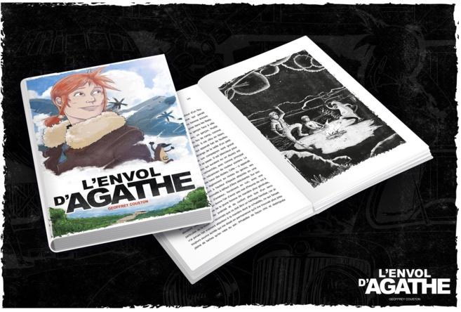 Soutenez « L'envol d'Agathe » !