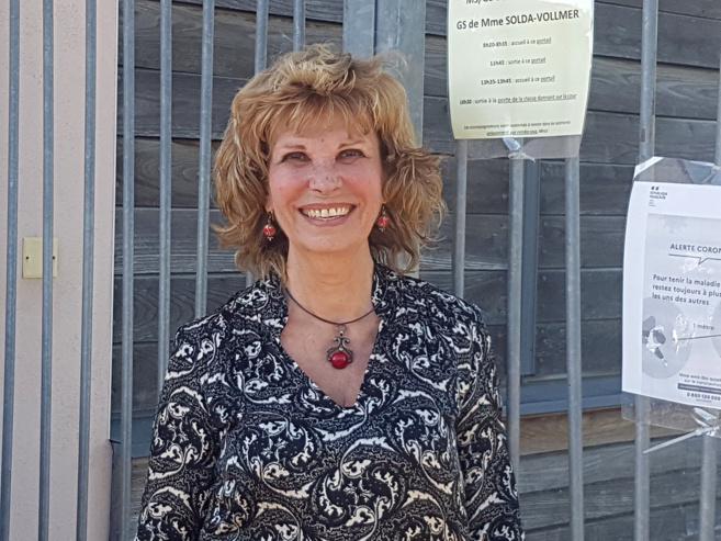 Michèle, fan de Brassens, heureuse de retrouver les festivals
