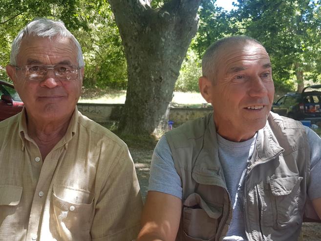 André et François