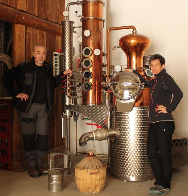 La liqueur de foin, une découverte originale !