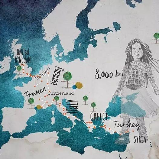 Amal se lance dans un grand voyage !