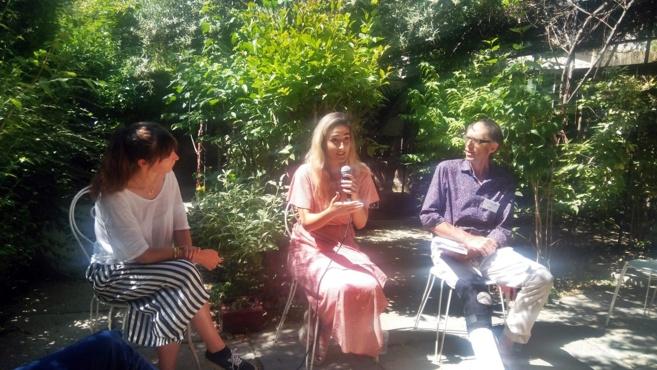 Nesrine Slaoui au Bleuet : d'Apt à Sciences Po