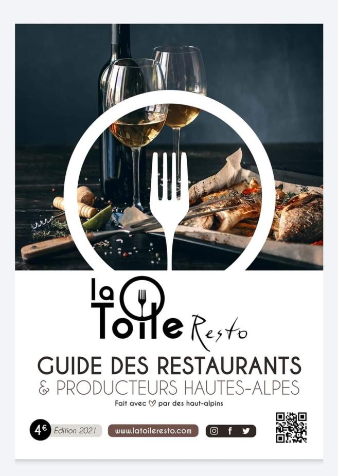 La Toile Resto : le Guide des meilleures restaurants et bars d'ambiance des Hautes-Alpes !