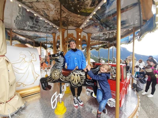 Un carrousel s'installe pour l'été dans la cité Vauban !