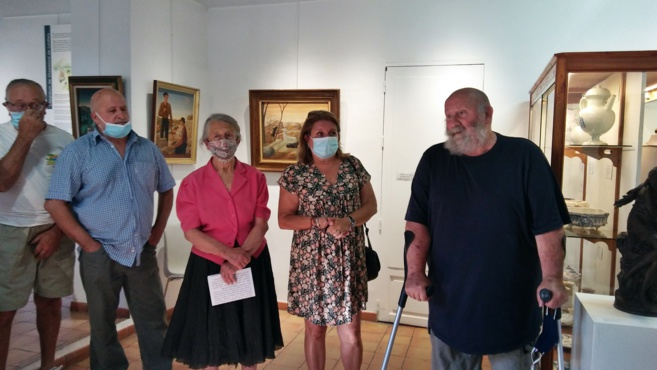 Le musée de Forcalquier expose Serge Fiorio