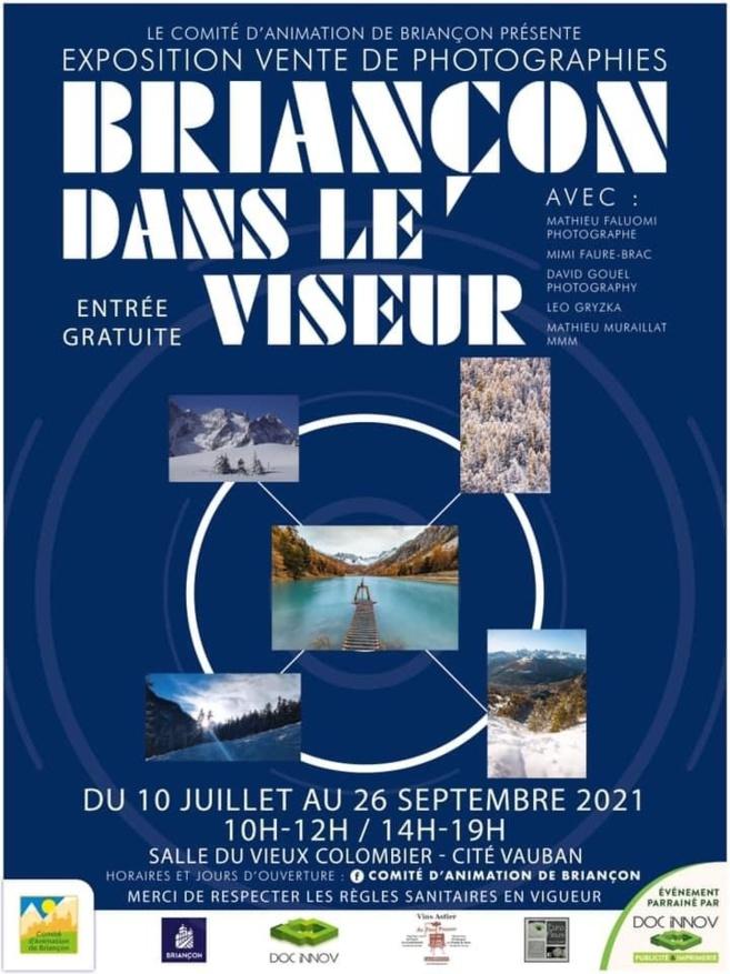 Briançon dans le viseur : la nouvelle expo de Briançon