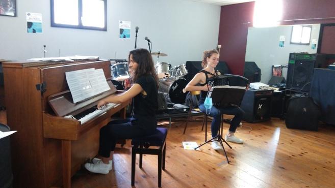 Duo Aves, la musique en partage