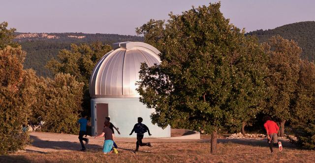 """""""Au pays des Astro"""" à Saint-Michel l'Observatoire"""
