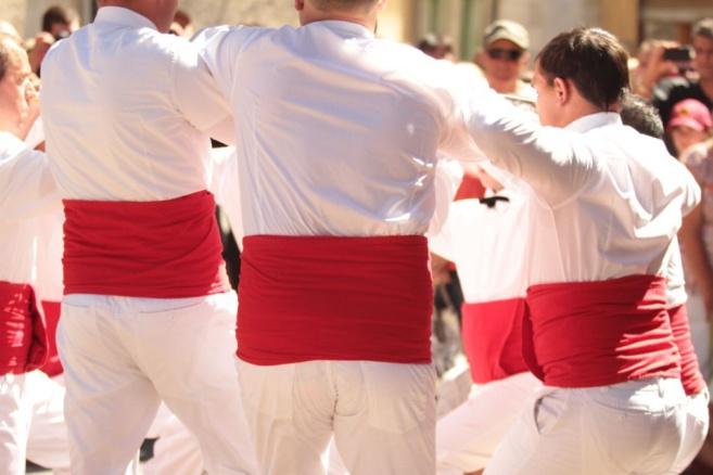 La danse d'épées traditionnelle du Baccu Ber maintenue cette année !