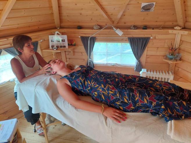 A la découverte du Lifting Facial  énergétique avec Denise