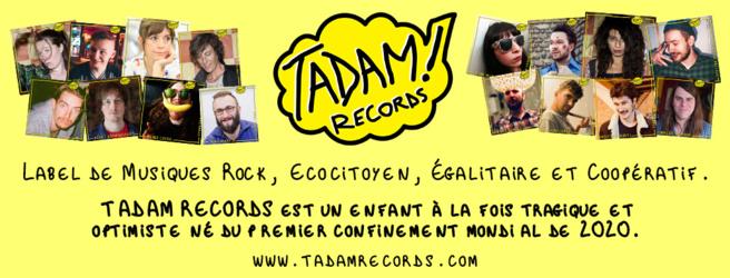 Un label de musiques rock, écocitoyen, égalitaire et coopératif