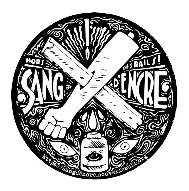 La revue Sang d'encre, info et expression collective