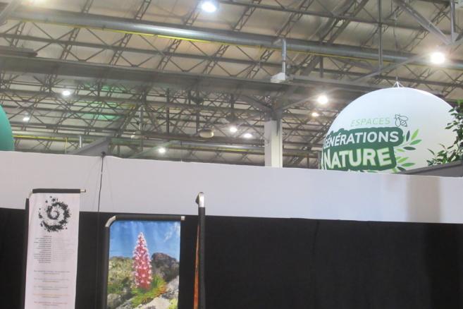 Espaces générations nature, au congrès mondial de la nature