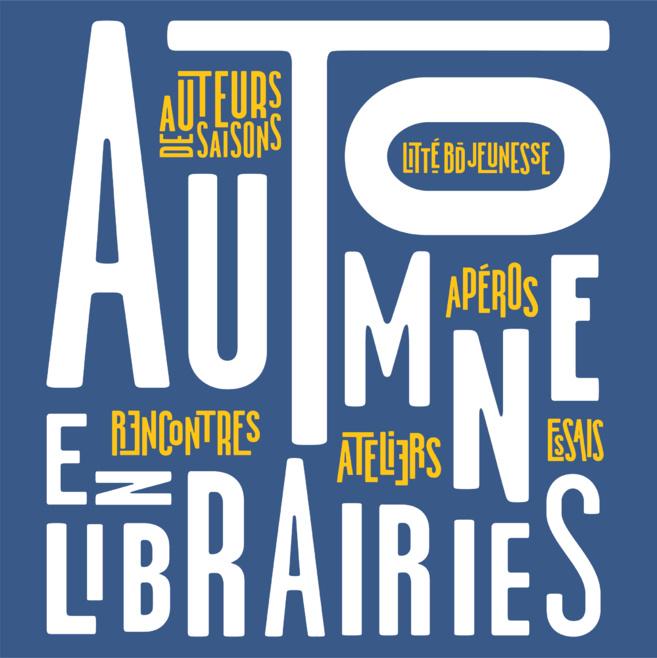 Automne en librairies, une nouvelle tournée