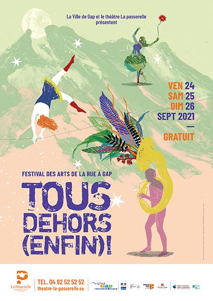 En immersion avec le festival Tous Dehors Enfin !