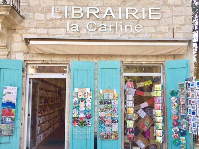 Coups de coeur à la librairie de la carline à Forcalquier