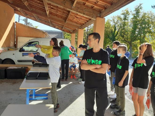 A Castel-Bevon, une journée pour les élèves et par les élèves.