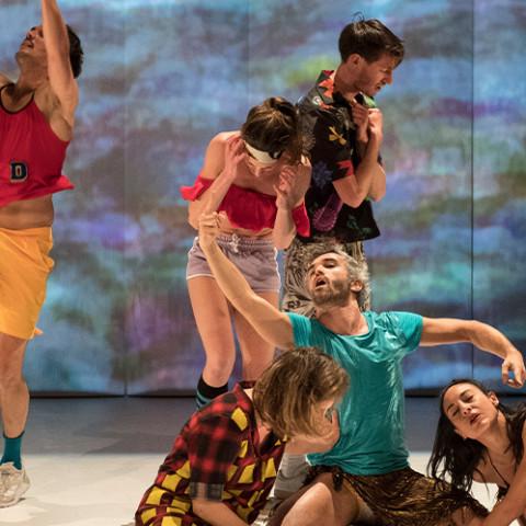 La Cie Cube au Théâtre Durance