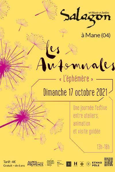 """""""Les Automnales"""" du musée de Salagon"""