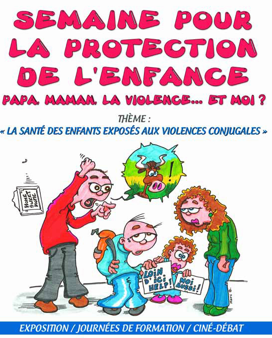 Le CG 04 et ses partenaires organisent une semaine pour la protection de l'enfance