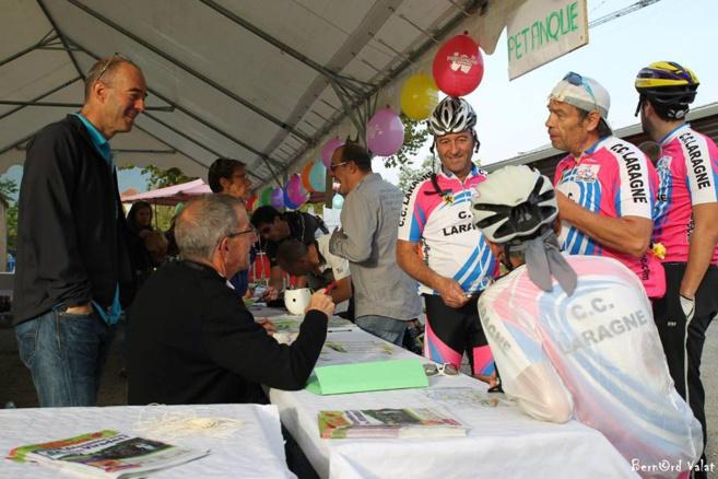 Laragne accueille sa  Virade de l'Espoir ce samedi