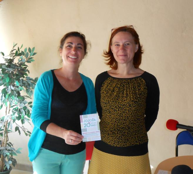 La Biocoop Jojoba fête ses 20 ans à Forcalquier…