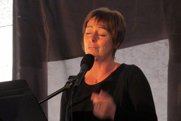 Carole Timotéo a donné un superbe concert-hommage à Barbara !