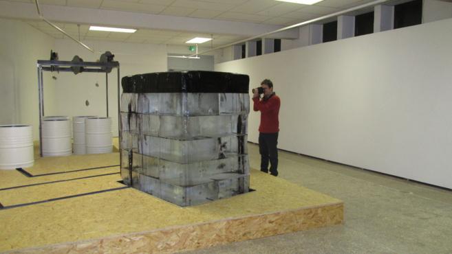 Exposition très personnelle de Jérémy Laffon à Digne