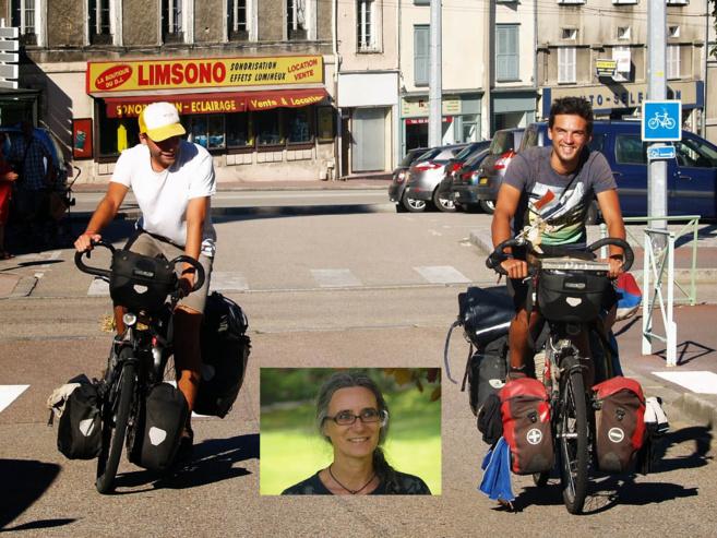 Isabelle Verneuil publie « Voyageuse immobile » aux éditions Jacques Flament