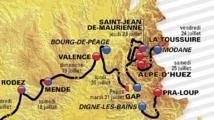 Le 22 juillet 2015, le Tour de France cycliste animera le 04