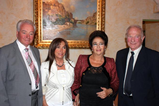 Fadila Farouk était à Sisteron, elle y a évoqué sa vie !