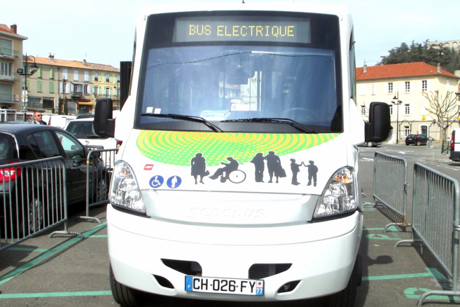Sisteron va bientôt lancer sa navette électrique !