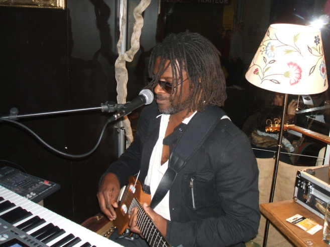 Emmanuel Djob a donné un concert à Gap !
